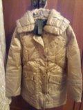 Куртка детская на 8-10 лет. димис. Фото 1.