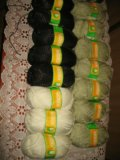 "Пряжа для вязания ""радуга"". Фото 1."