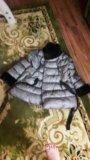 Куртка парка. Фото 1.