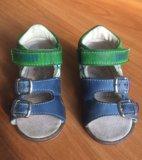 Кожаные сандали котофей. Фото 2.