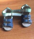 Кожаные сандали котофей. Фото 4.