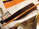 Натуральные волосы 40см. Фото 4.