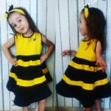Костюм пчелки. Фото 1.