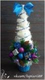 Сувенирные елки ручной работы. Фото 3.