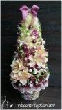 Сувенирные елки ручной работы. Фото 4.
