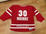 Хоккейный свитер kobe новый. Фото 2.