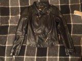 Кожаная куртка косуха. Фото 1.