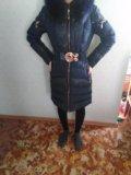 Зимний пуховик. Фото 1.