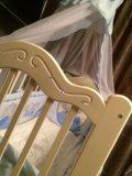 Кроватка детская новая!!. Фото 2.