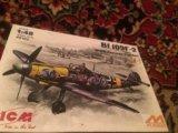 Bf 109f-2. Фото 1.