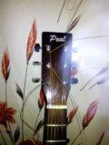 Продаю гитару фирмы peal. Фото 1.