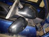 Зеркало правое на шевроле ланос. Фото 1.