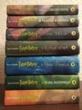 7 книг гарри поттер издат. росмэн. Фото 1.