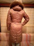 Зимний, теплый пуховик. Фото 1.