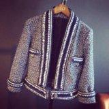 Пиджак chanel. Фото 4.