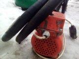 Бетонный глубинный вибратор. Фото 1.