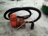 Бетонный глубинный вибратор. Фото 3.