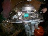 Лодочный мотор ветерок. Фото 3.