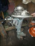 Лодочный мотор ветерок. Фото 4.