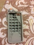 Чехол зайчик на айфон 5s. Фото 2.