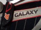 Коньки раздвижные galaxy рр 31.32.33.34.35.36. Фото 4.