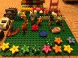 Лего дупло 4 набора+ игровое поле. Фото 4.