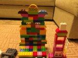 Лего дупло 4 набора+ игровое поле. Фото 1.