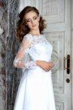 Свадебное платье в наличии. Фото 1.