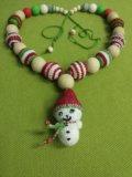 Слингобусы снеговик. Фото 2.