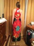 Новое красное платье. Фото 4.