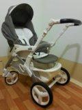Продается итальянская коляскаcam 3в1. Фото 2.