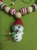 Слингобусы снеговик. Фото 3.