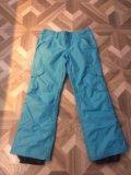 Горнолыжные штаны. Фото 1.