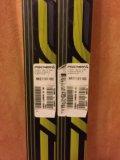 Беговые лыжи fischer sk speedmax. Фото 2.