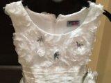 Платье снежинки. Фото 4.