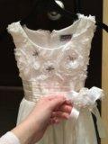 Платье снежинки. Фото 2.