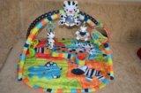 Развивающий коврик bright starts африка. Фото 1.