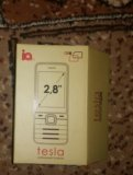 Новый телефон tesla iq 2sim. Фото 3.