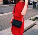 Шикарное красное платье befree. Фото 3.
