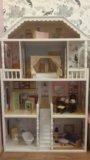 Кукольный домик kidkraft. Фото 1.