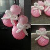 Фигуры воздушных шаров. Фото 1.