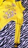 Трикотажное платье 4-6лет. Фото 2.