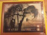 Картины постеры в раме новые. Фото 2.