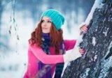 Зимняя фотосессия. Фото 2.