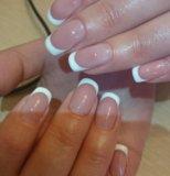 Маникюр и дизайн ногтей. Фото 1.