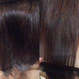 Полировка волос. Фото 4.