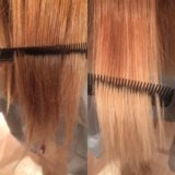 Полировка волос. Фото 2.