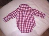 Рубашка-боди р 68. Фото 3.