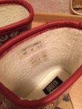Утеплённые резиновые сапоги. Фото 2.