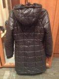 Куртка-пальто демисезонное. Фото 2.